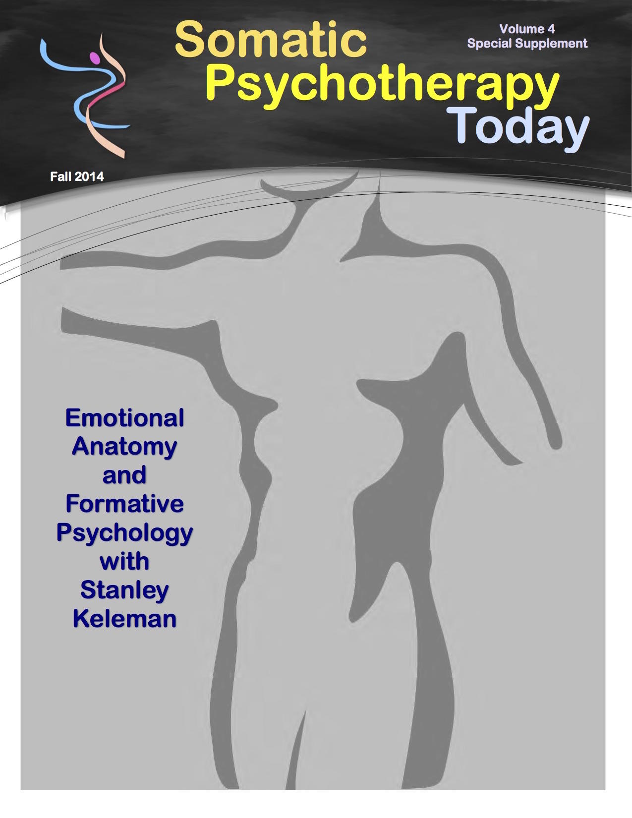 Somatic Psychotherapy Today — Fall 2014  Special Issue