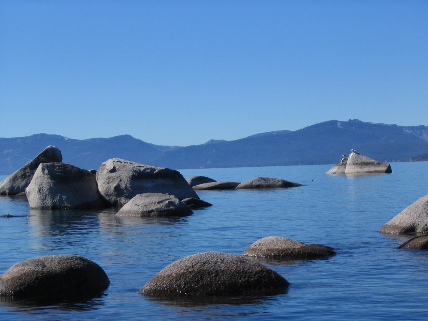 Contact & Pressure: Exploring the Dynamic of Personal and Interpersonal Relationships — Tahoe Somatic Retreats – October 2010