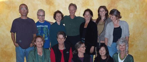 Our Feldenkrais Practitioner Group Rocks!